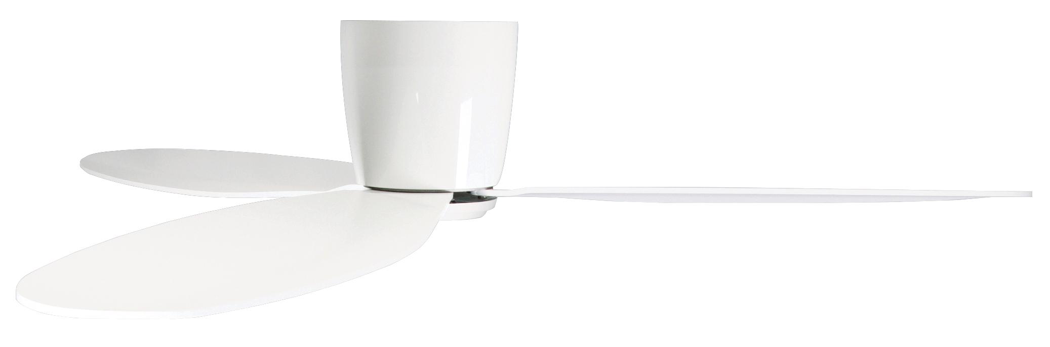 Deckenventilator Airfusion Radar für niedrige Räume, eneriesparend