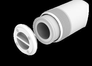 Austauschbare Hepa H13 Filter